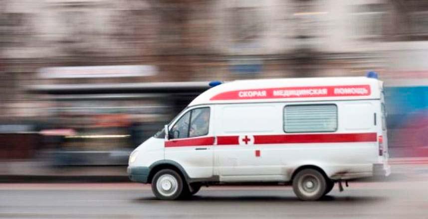 Такси столкнулось с КАМАЗом - пострадал ребёнок Сергиев Посад