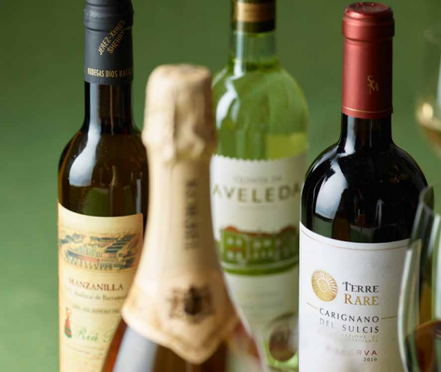 WINE ENHUSIAST TOP 100 BEST BUYS