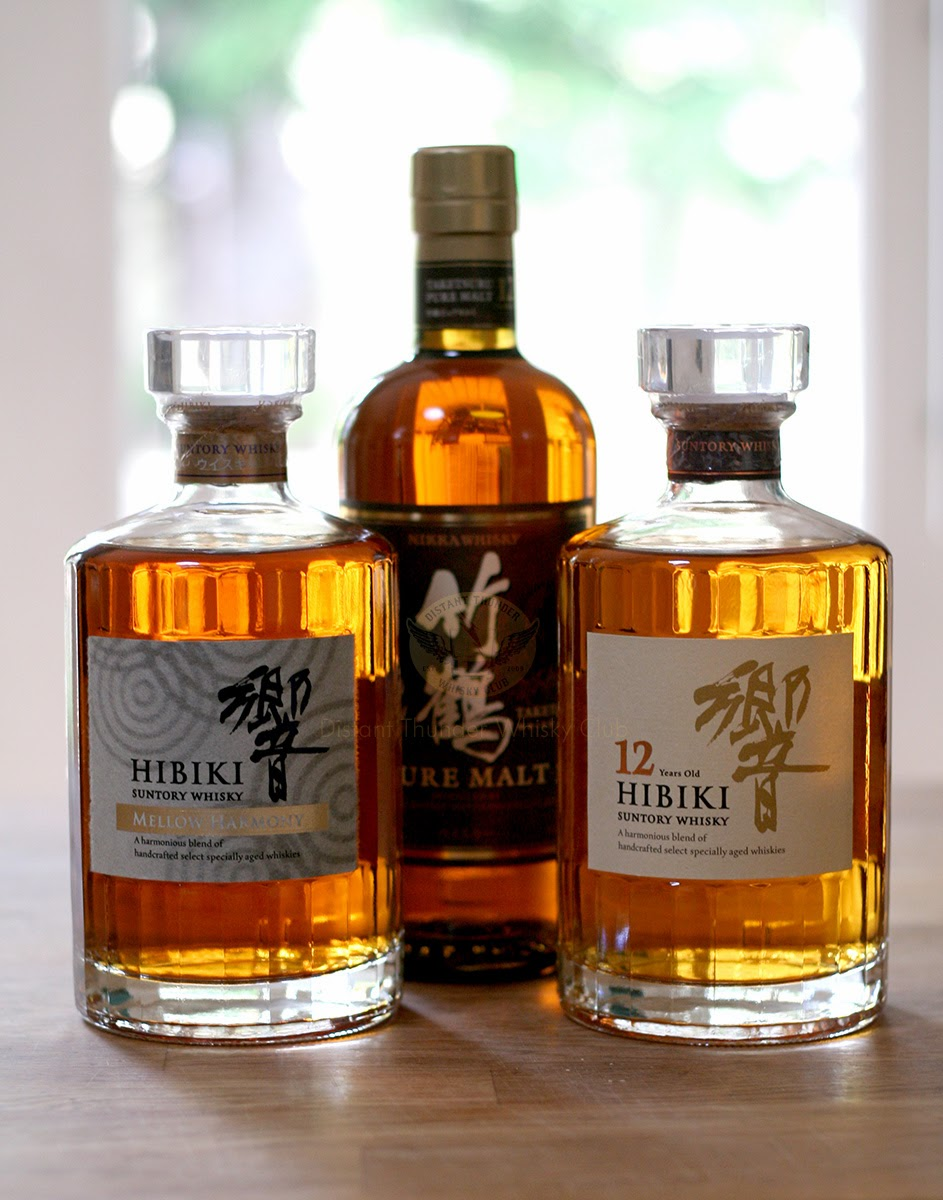 the distant thunder whisky club in and out buying whisky duty