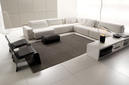 Furniture for modern living rooms for Muebles modulares para sala