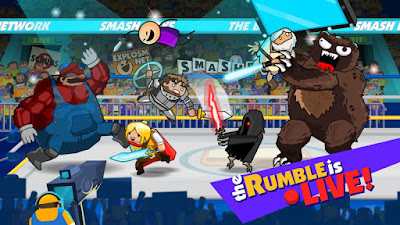 Super Boys - The Big Fight 1.10 APK for Android