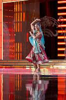 Nina Davuluri Performance photos at Miss America 2014 Contest