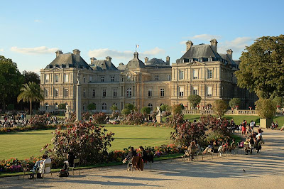 The Jardin du Luxembourg or the Luxembourg Gardens
