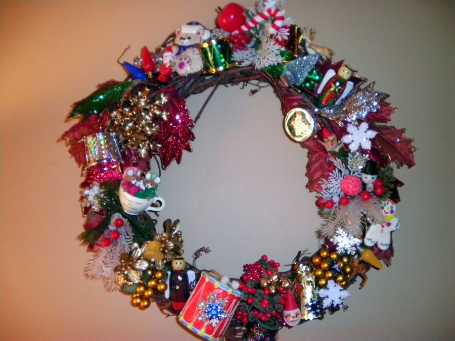 Crafted Wreath