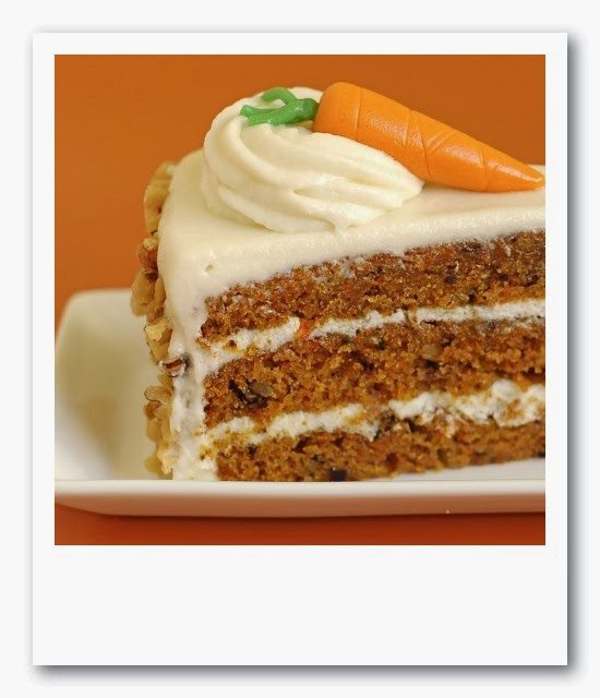 au pair recipe carrot cake