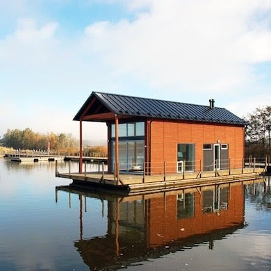 Floating Homes Delivering Best Water Views Oddetorium
