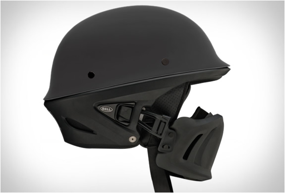 ROGUE MOTORCYCLE HELMET | BY BELL HELMETS