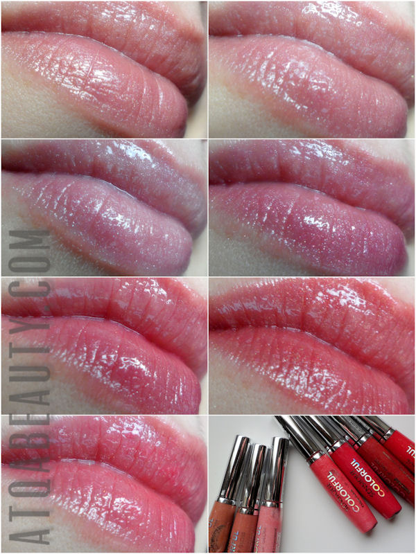 Sensique, Colorful Dream Lip Gloss