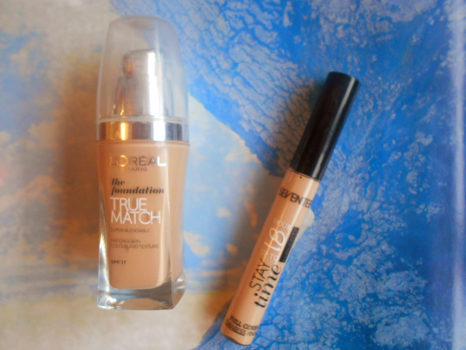 Budget Face Basis: Foundation and Concealer