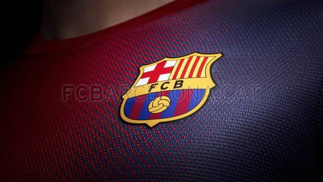 Bar  A 2012 2013 Nike   FC Barcelona Oficial Nike Home Kit 2012 2013