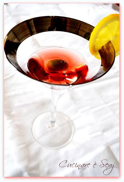 Con bianco cocktails martini Martini Bianco