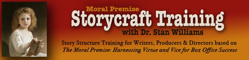 Moral Premise Storycraft Training