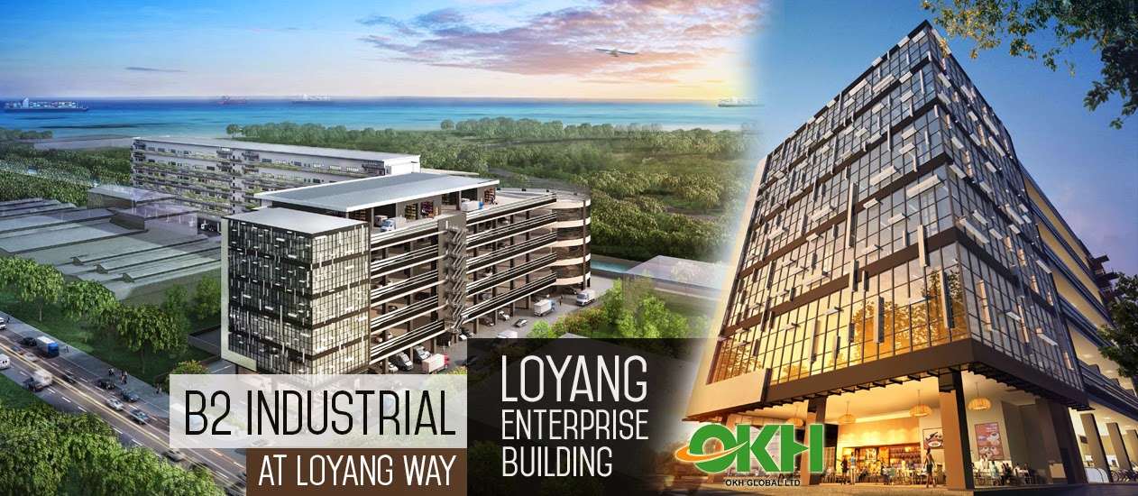 LOYANG ENTERPRISE BUILDING - A convenience for your Business Need!