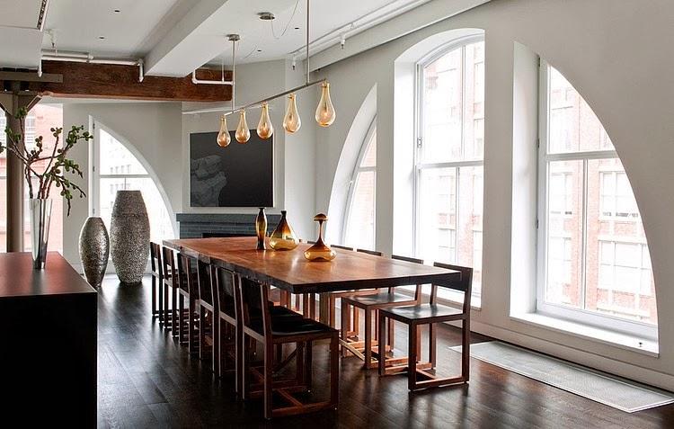 amenajari, interioare, decoratiuni, decor, design interior, loft , contemporan, sufragerie