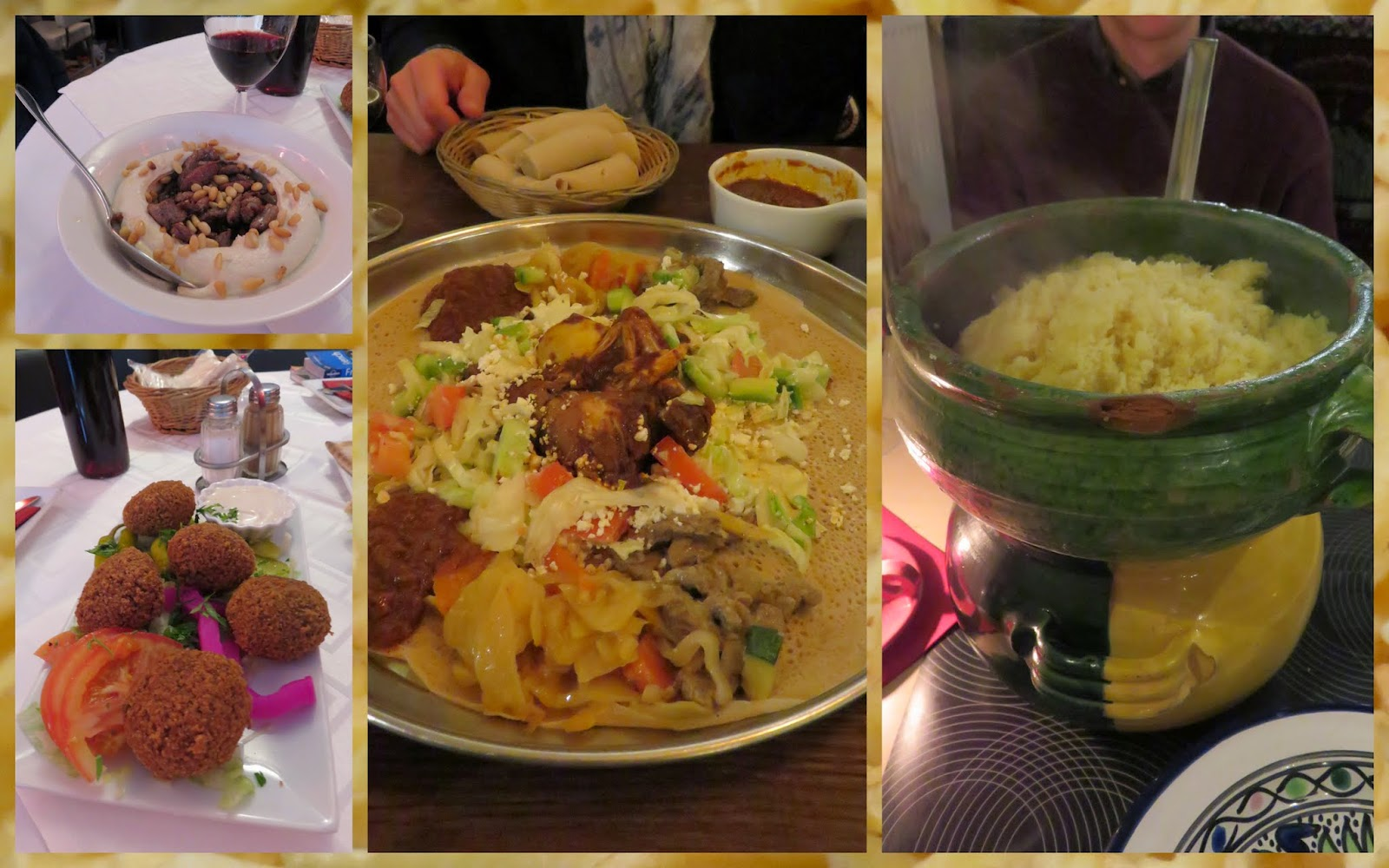 Brussels - Cuisines from Around the World