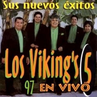 vikings 5 SUS NUEVOS ÉXITOS 1997