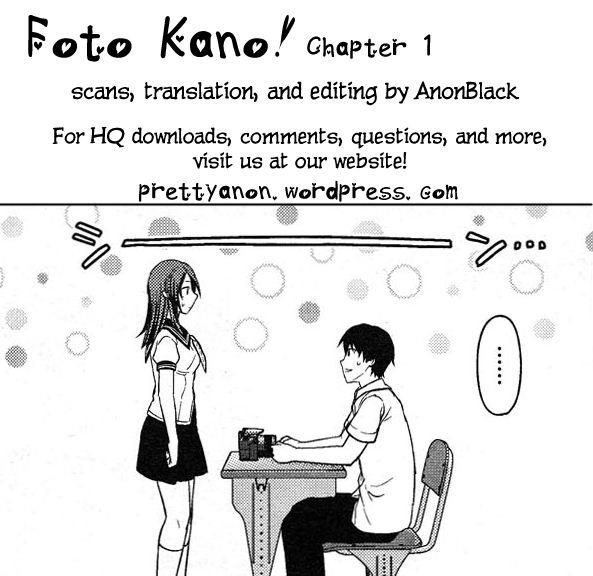 Photo Kano - Sweet Snap chap 1 - Trang 19