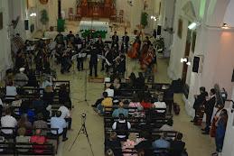 """Preestreno """"Seremos uno"""" Orquesta & Coro Mixto"""