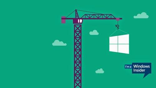 كيف تساهم مع ميكروسوفت في تطوير وتجربة ويندوز 10 الجديد windows insider