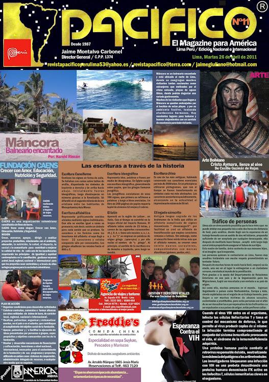 Revista Pacífico Nº 11