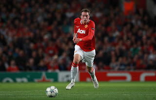 Phil Jones Manchester United Basel UEFA Champions League