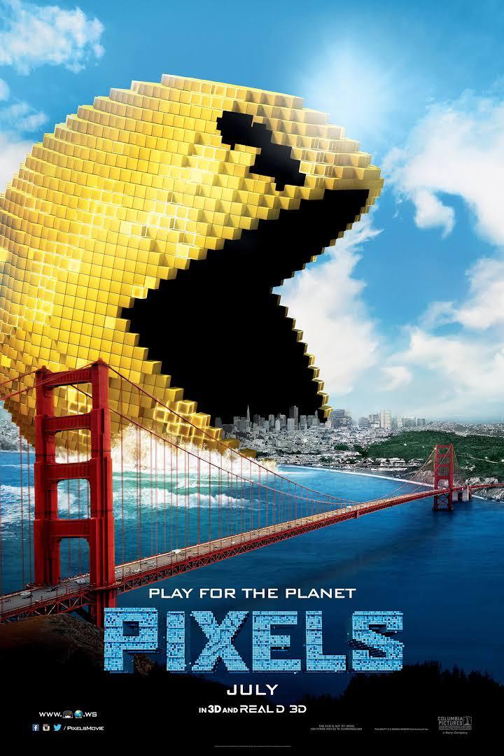Baixar Filme Pixels   Dublado Download