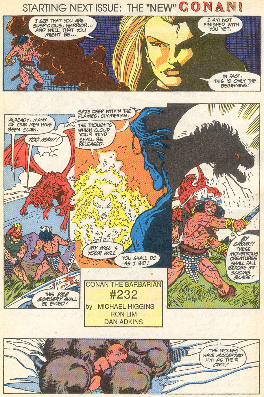 Conan the Barbarian (1970) Issue #231 #243 - English 22