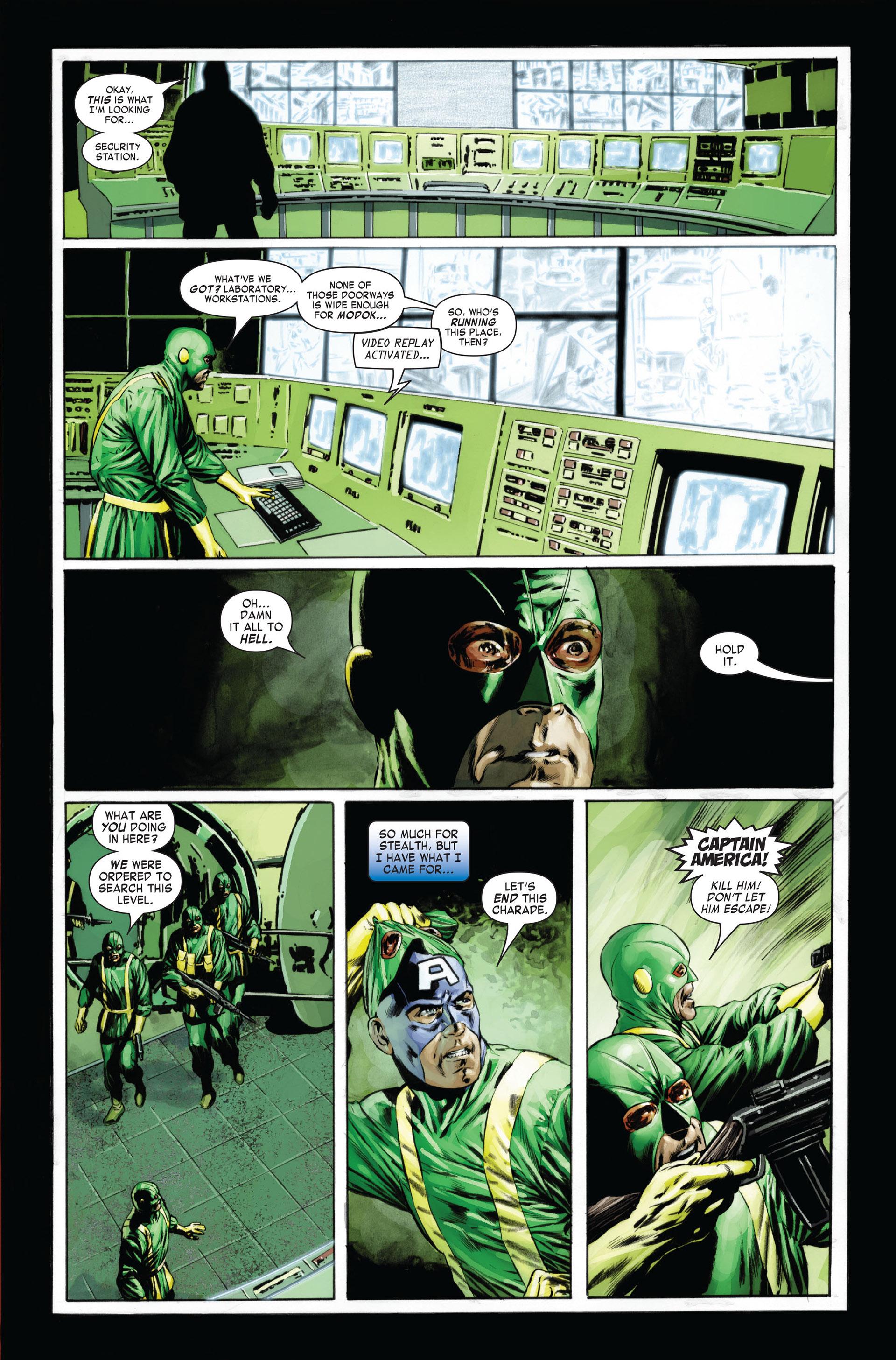Captain America (2005) Issue #24 #24 - English 11