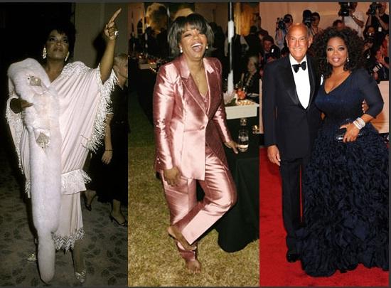Oprah Winfrey: Fashion Style Trend