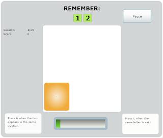 LSAT Blog Increase LSAT Score Playing Memory Game