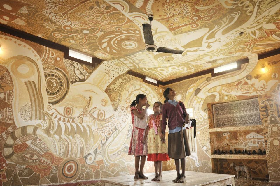 India-Japan: Passage to the Next Generation: Wall Art Festival