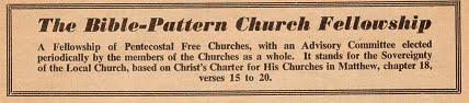 Bible Pattern text