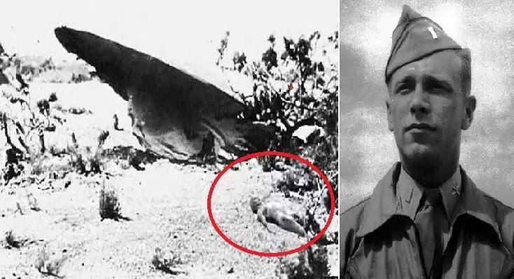 Walter Haut: Ο άνθρωπος που εξέδωσε το ιστορικό ανακοινωθέν για τον ιπτάμενο δίσκο του Ρόσγουελ