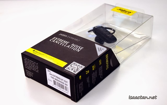 Jabra Extreme 2 Bluetooth Headset Review