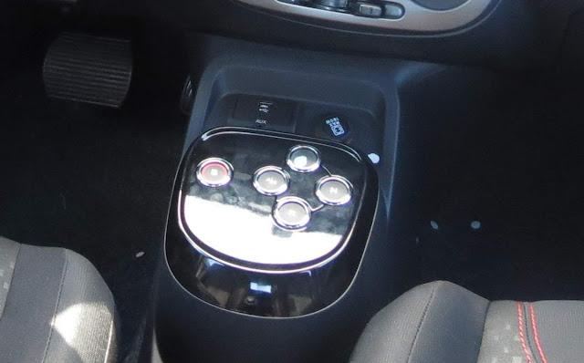 Fiat Uno - transmissão Dualogic