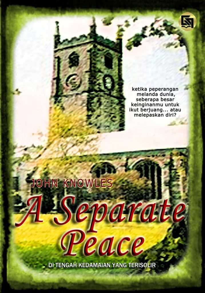 """the theme of denial in john knowles book a separate peace The john knowles, a separate peace essay will, first and foremost deal with the """"wars"""" wrought by coming of age within this context are all of the themes and conflicts find explanations and essay topics here."""