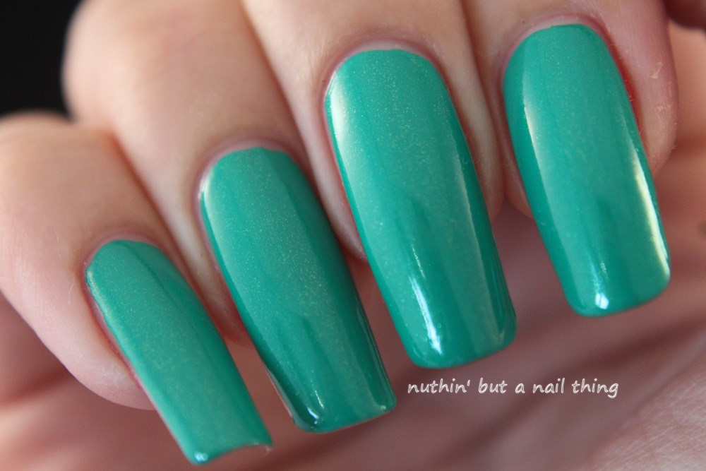NEW Models Own Collection - Diamond Luxe - Emerald Green