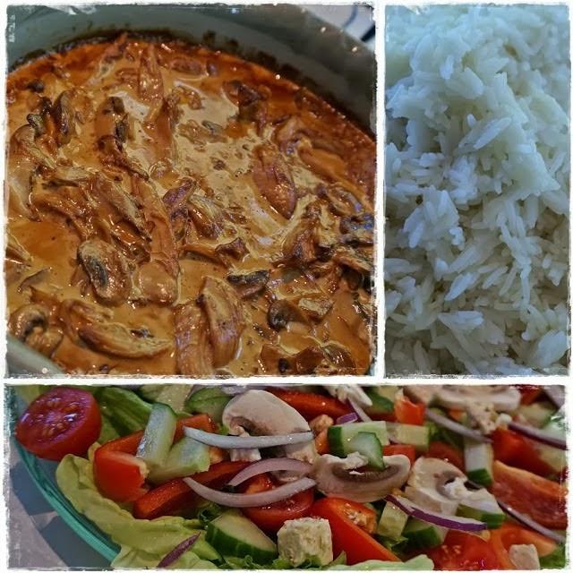 mat att förbereda dagen innan