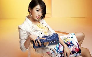 Yoon Eun Hye 윤은혜 Wallpaper HD 5