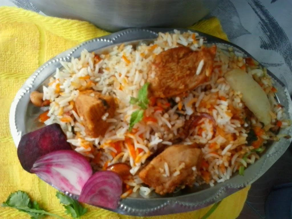 Chicken biryani kerala muslim style - photo#19