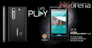 Spesifikasi,Harga Cross Andromeda A7 [Ponsel Android]
