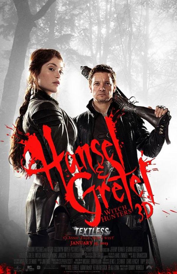 João e Maria – Caçadores de Bruxas Dublado