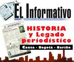 PERIÓDICO SEMANARIO: EL INFORMATIVO  18 AÑOS- WEB E IMPRESO. MEMORIA Y REPARACIÓN