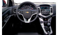 What's New from 2016 Chevrolet Cruze Sedan