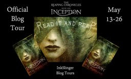 Inception Tour: Guest Post and Giveaway
