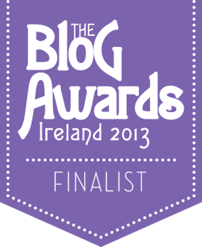 Best Youth Blog Finalist 2013
