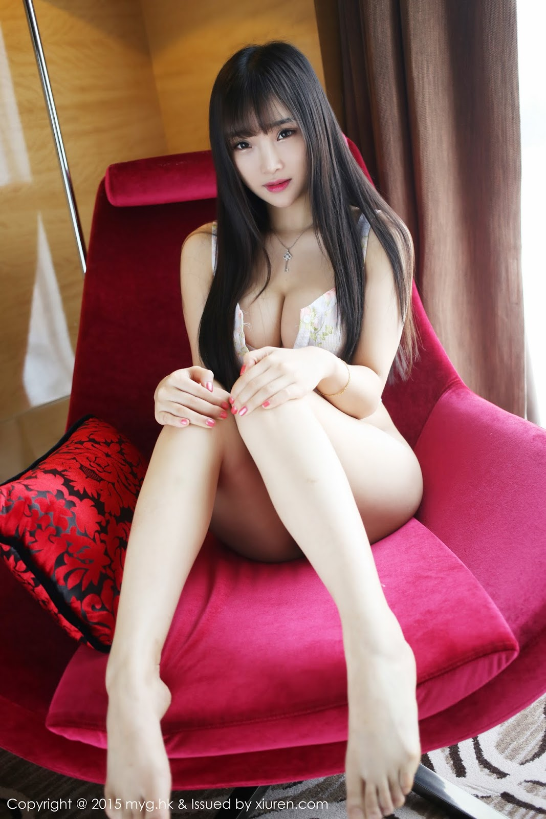 0017 - Sexy Girl Model MYGIRL VOL.118
