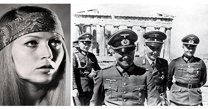 Τα παιδια (με Ελληνιδες) που αφησαν πισω τους Γερμανοι αξιωματικοι!