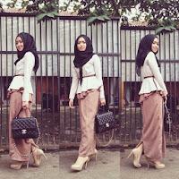 Hijab Ala Dini Djoemiko