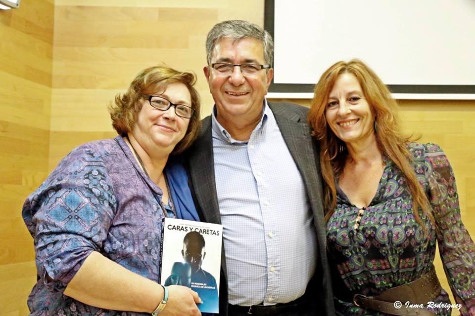 """""""CARAS Y CARETAS"""" DE j. ANTONIO PALACIOS"""